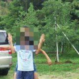 キャンプは大人も子供も心が洗われる。