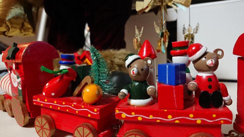ニューヨークで暮らす弟一家と。我が家でクリスマスパーティー。