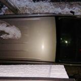 デリカD5を真上から見た図。今回の大雪でスリップ!