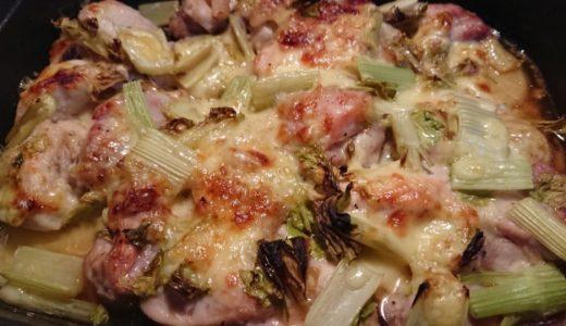 チーズ好きにはたまらない超簡単レシピ!「チーズタッカルビ」