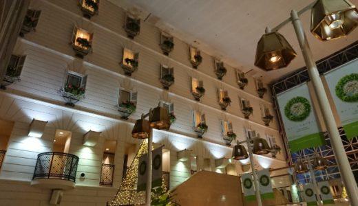 大学受験で前泊した【吉祥寺第一ホテル】は便利で居心地がよかった!